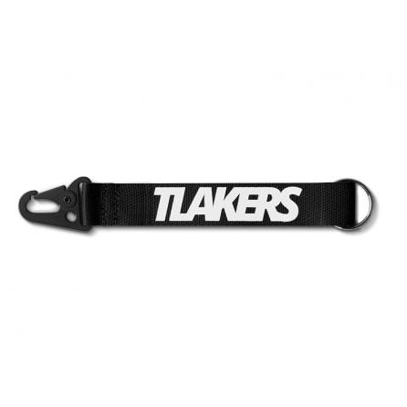 Tlakers kľúčenka čierna
