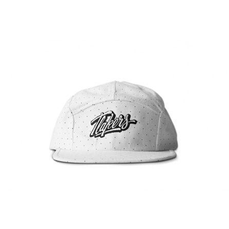 Tlakers 5 panel biely
