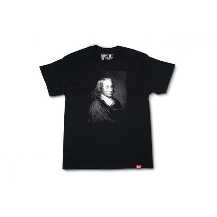 Tlakers father tričko čierne