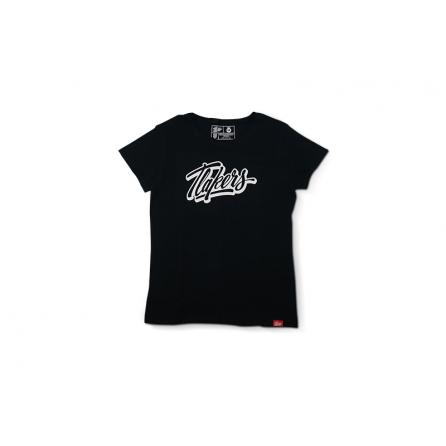 Tlakers dámske tričko čierne
