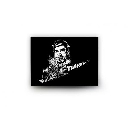 Tlakers X Motorko poster